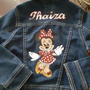 Custom Made to Order Childrens Jackets